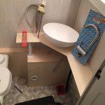 Die Tessi bekommt ein neues Bad – Pimp my Caravan Blog